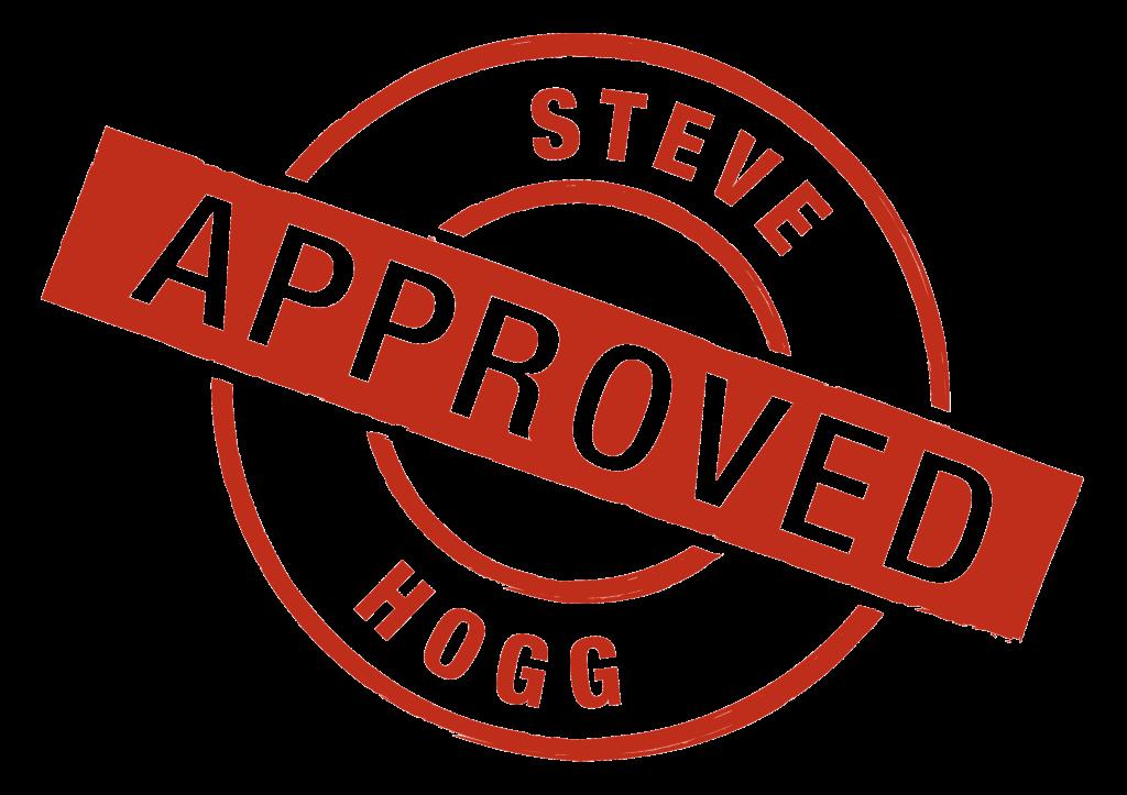 Steve Hogg logo